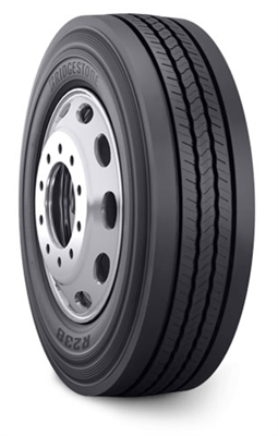 Bridgestone, 245/70R17.5 18 Ply, R238 All Position Truck Radial TL - 24570175 - W1-004085