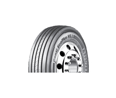 Continental, 295/60R22.5 18 Ply. HS3 ECO PLUS Truck Radial TL - 29560225 - 05111670000