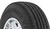 Firestone,  LT235/80R17,  10 PLY  -  TRANSFORCE HT,  Light Truck Radial  -  BW  -  2358017  -  107191282