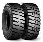BRIDGESTONE, 37.00R57 - 2* RATING. E-4 EARTHMOVER - VRLS - GIANT.  - 370057 - 421707
