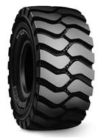 BRIDGESTONE, 29.5R25 - MS. EL4 EARTHMOVER/LOADER - VSNT - LARGE.  - 29525 - 424196