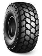 BRIDGESTONE, 23.5R25 - 1* RATING. L-3 LOADER - VJT - SMALL/MEDIUM.  - 23525 - 431198