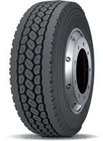 Arisun,  11R22.5,  16 Ply  -  AD737 Close Shoulder Smartway,  Truck Radial  -  TL  -  11225  -  4902AD737