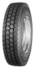 BFGoodrich,  275/80R24.5,  14 Ply  -  DR-444 Closed Shoulder,  Truck Radial  -  TL  -  27580245  -  55617