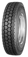 Bf Goodrich,  275/80R24.5,  14 Ply  -  DR-444 Closed Shoulder,  Truck Radial  -  TL  -  27580245  -  55617