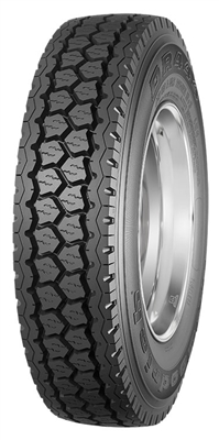 BFGoodrich,  11R22.5,  14 Ply  -  DR444 Closed Shoulder,  Truck Radial  -  TL  -  11225  -  77081