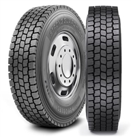 Hercules, 11R22.5 16 Ply,  STRONG GUARD H-DO OSD   Load/Speed = 146/143L - 11225 - 98265