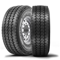 Hercules, 425/65R22.5 20 Ply,  STRONG GUARD HMW WB MXD SVC A/PLoad/Speed = 165K - 42565225 - 98376